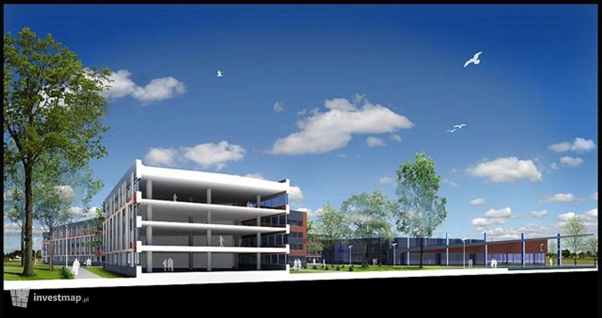 Wizualizacja Park Naukowo-Technologiczny Biznes Park Elana dodał MatKoz
