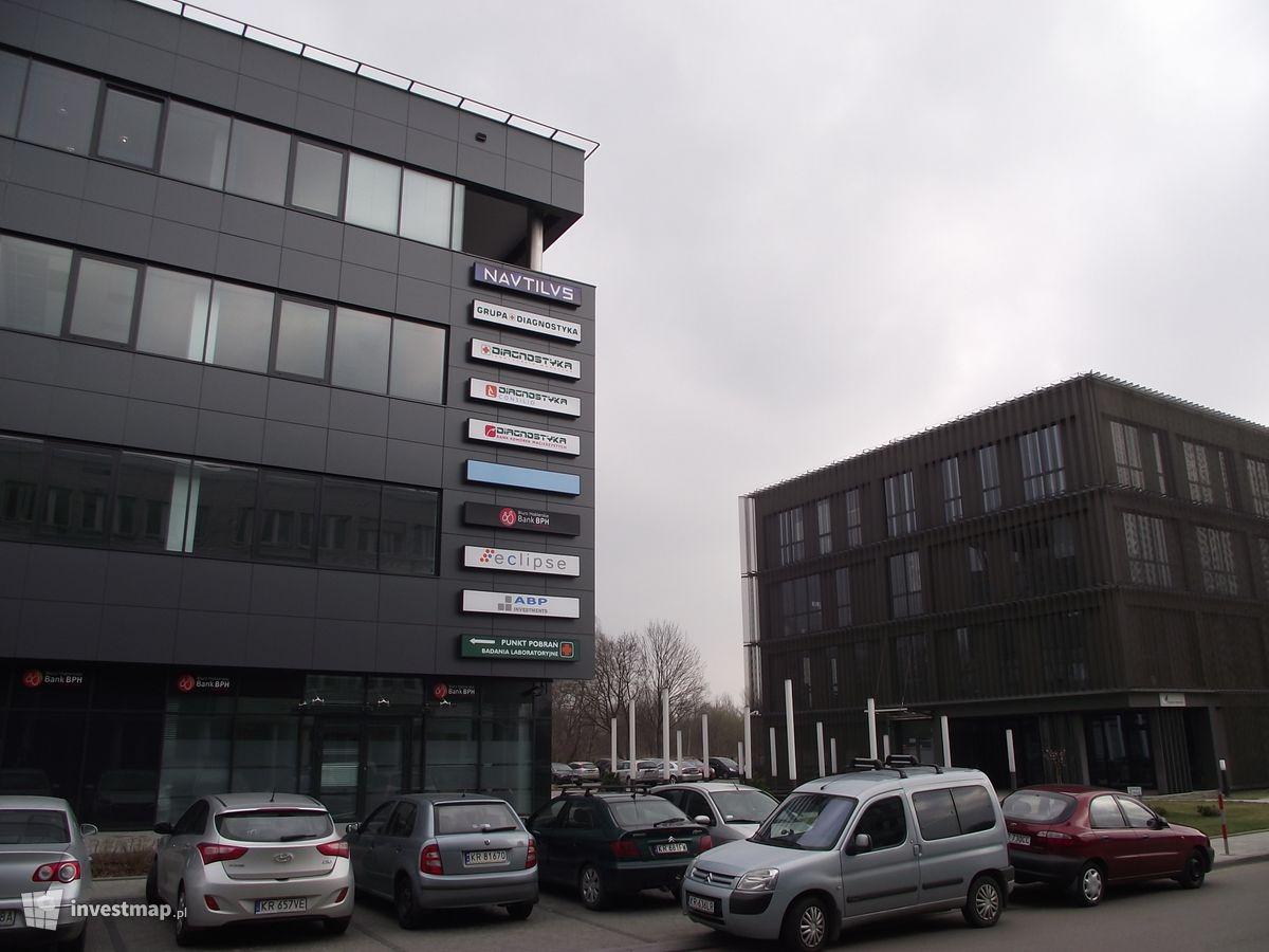 Zdjęcie Budynek Biurowy Nautilus fot. Damian Daraż