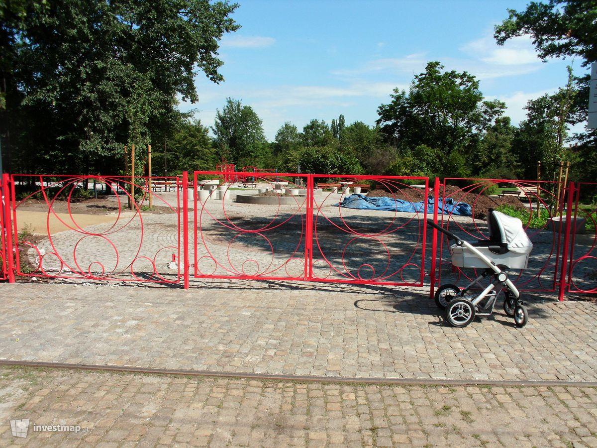 Zdjęcie Rewitalizacja Parku Stanisława Staszica fot. Jan Augustynowski