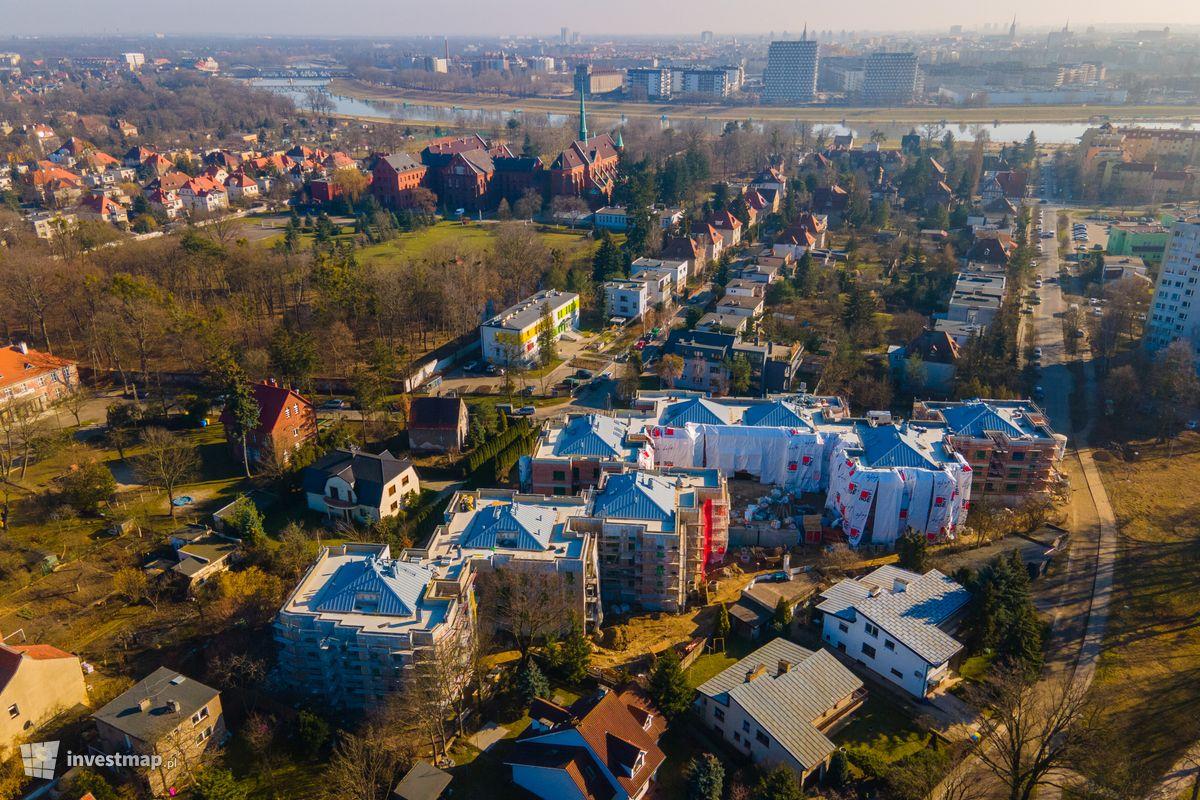 Zdjęcie Miasto Ogród Karłowice fot. Jakub Zazula