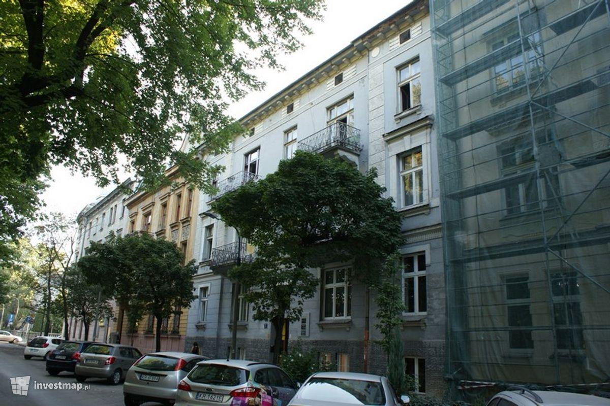 Zdjęcie Renowacja Elewacji, ul. Zygmunta Augusta 3 fot. Damian Daraż