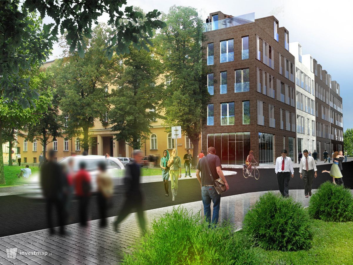 Wizualizacja Apartamentowiec Trinity Residence dodał Jan Augustynowski