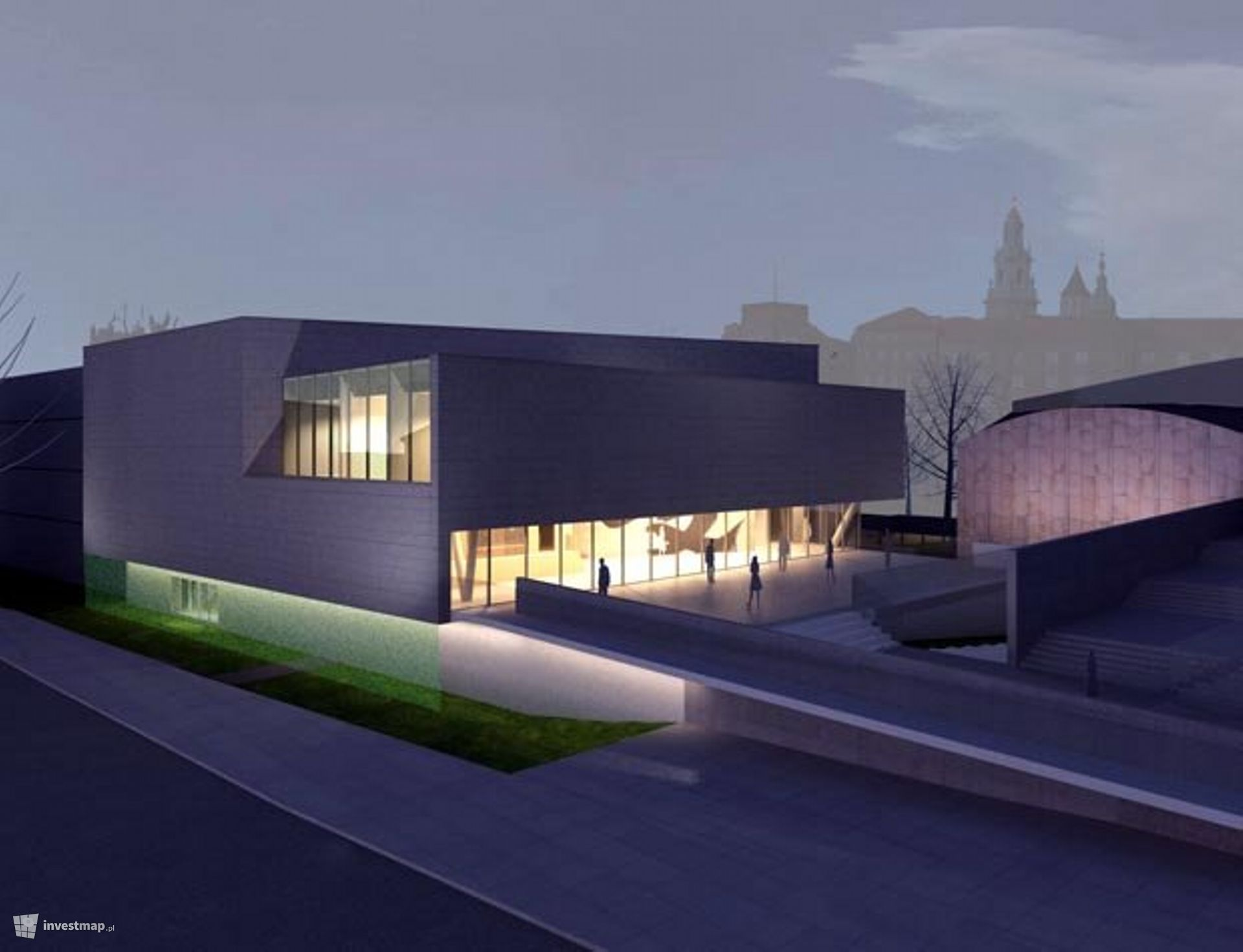 Muzeum Sztuki i Techniki Japońskiej Manggha (nowe skrzydło)