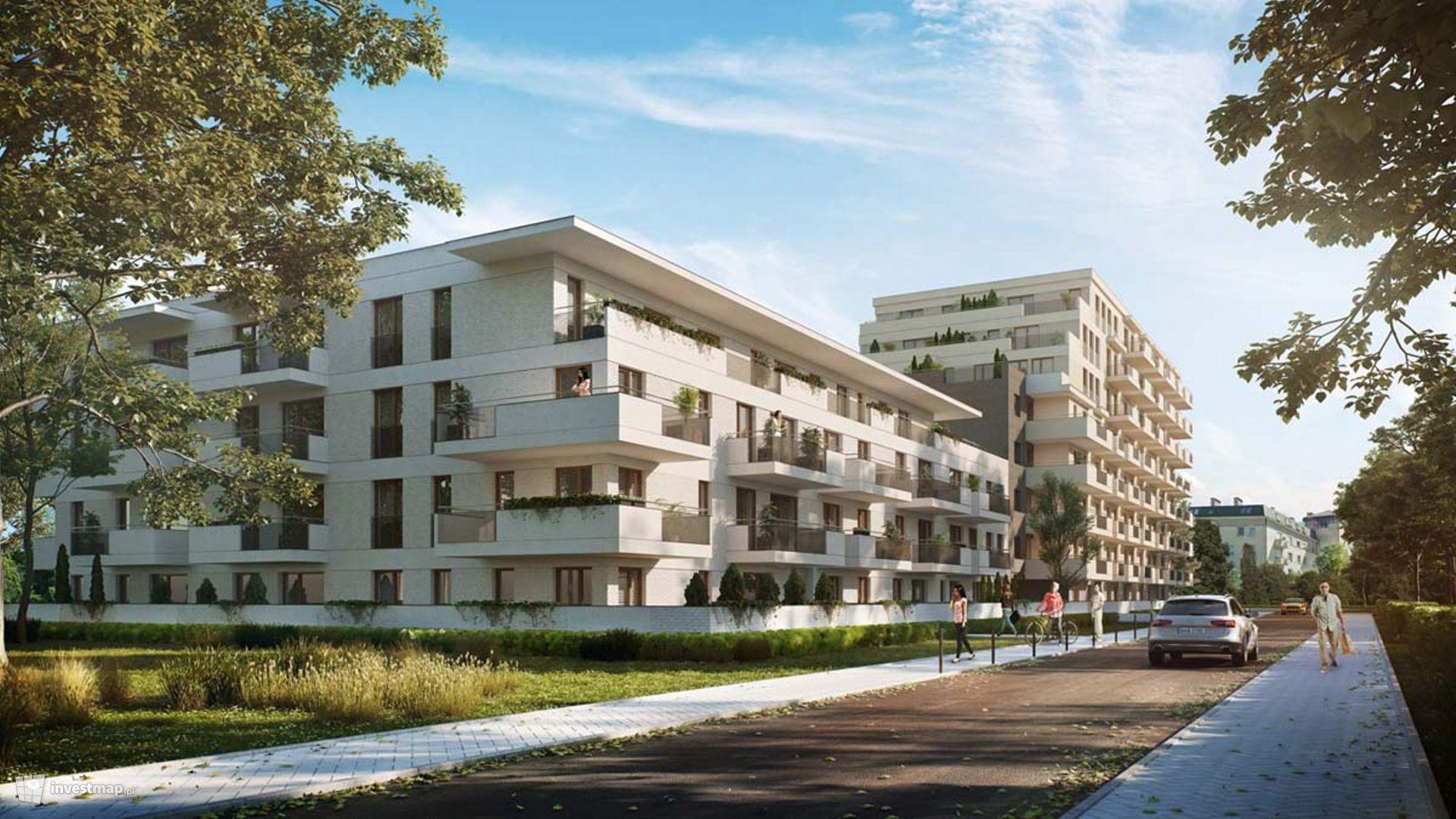 Budynki wielorodzinne Fajansowa 3 i 5