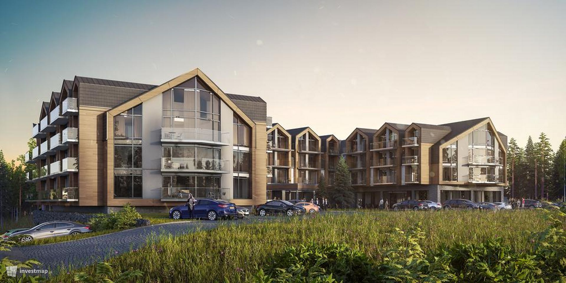 Kompleks Green Mountain 5* Hotel & Apartments