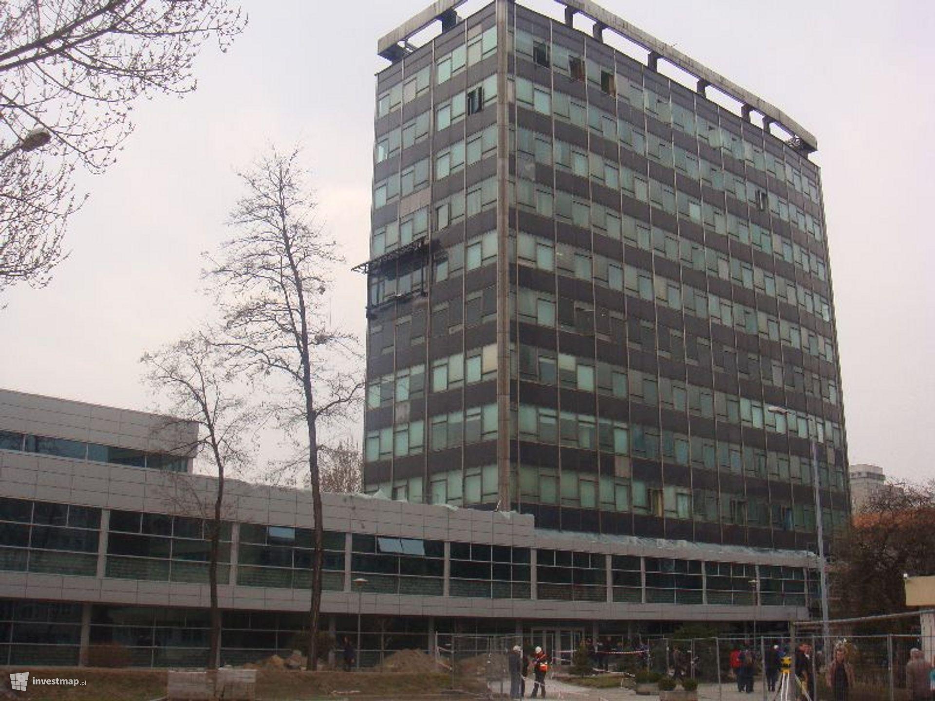 Remont budynku C-7 (Politechnika Wrocławska)