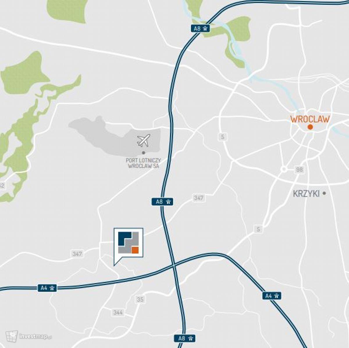 Wizualizacja Mountpark Wrocław dodał Orzech