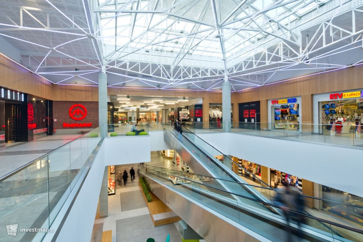 Zdjęcie Centrum Handlowe Turzyn fot. Kajtman