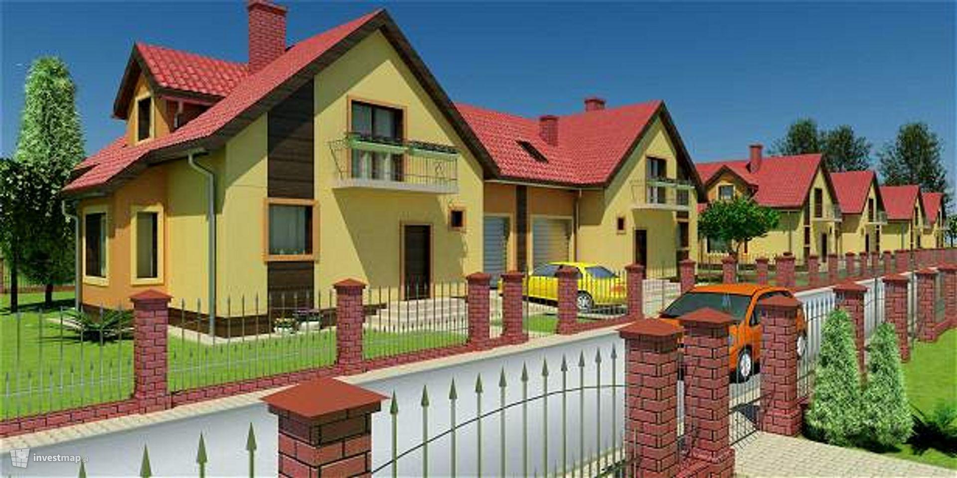 Osiedle 26 domków jednorodzinnych