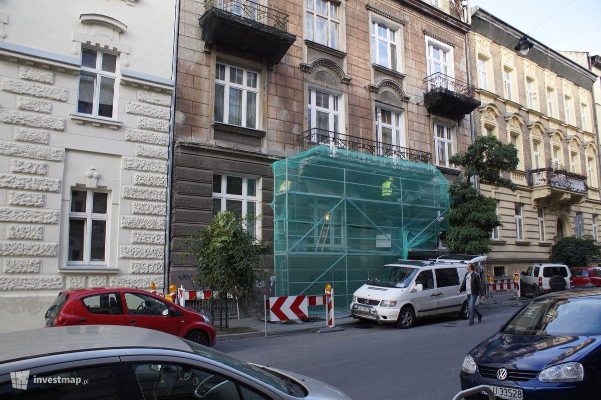 Zdjęcie Remont Kamienicy, ul. Wrzesińska 4 fot. Damian Daraż
