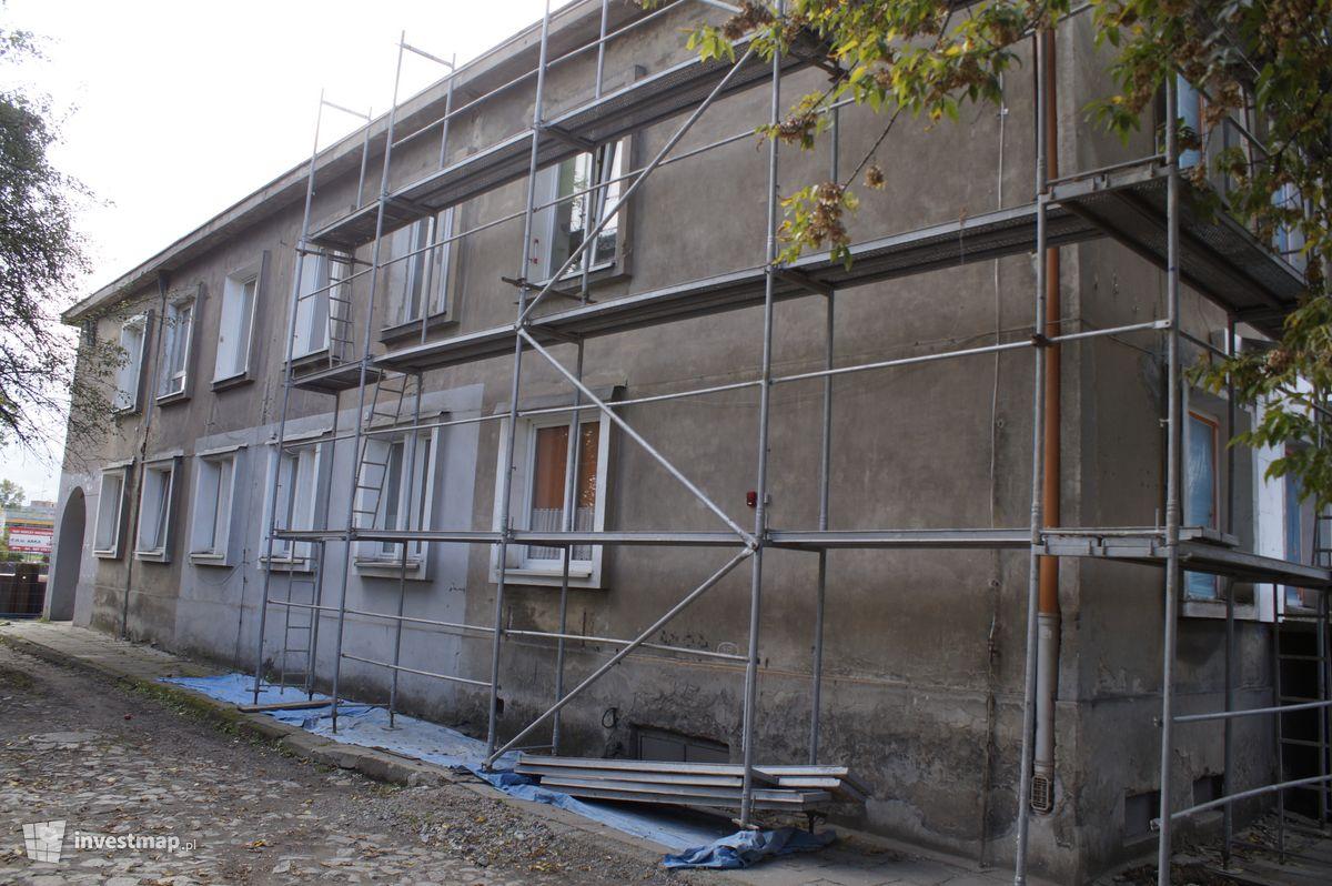 Zdjęcie Budynek Mieszkalny, ul. Klimeckiego 10 fot. Damian Daraż