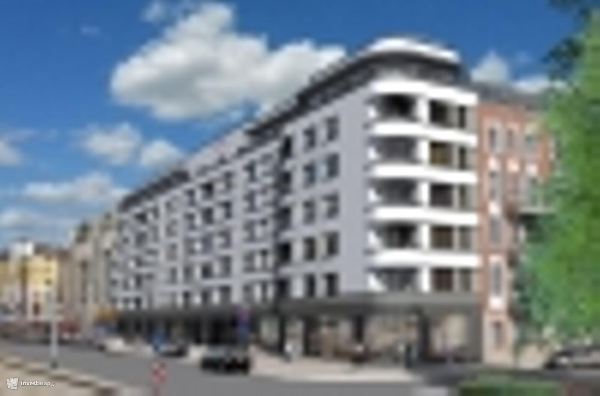 Budynek mieszkalno-usługowy, ul. Wyszyńskiego 39