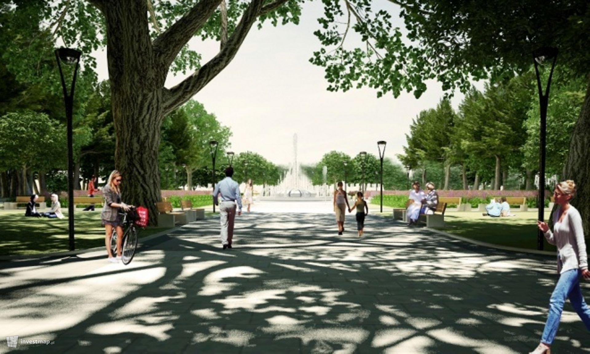 Park Centralny (rewitalizacja)