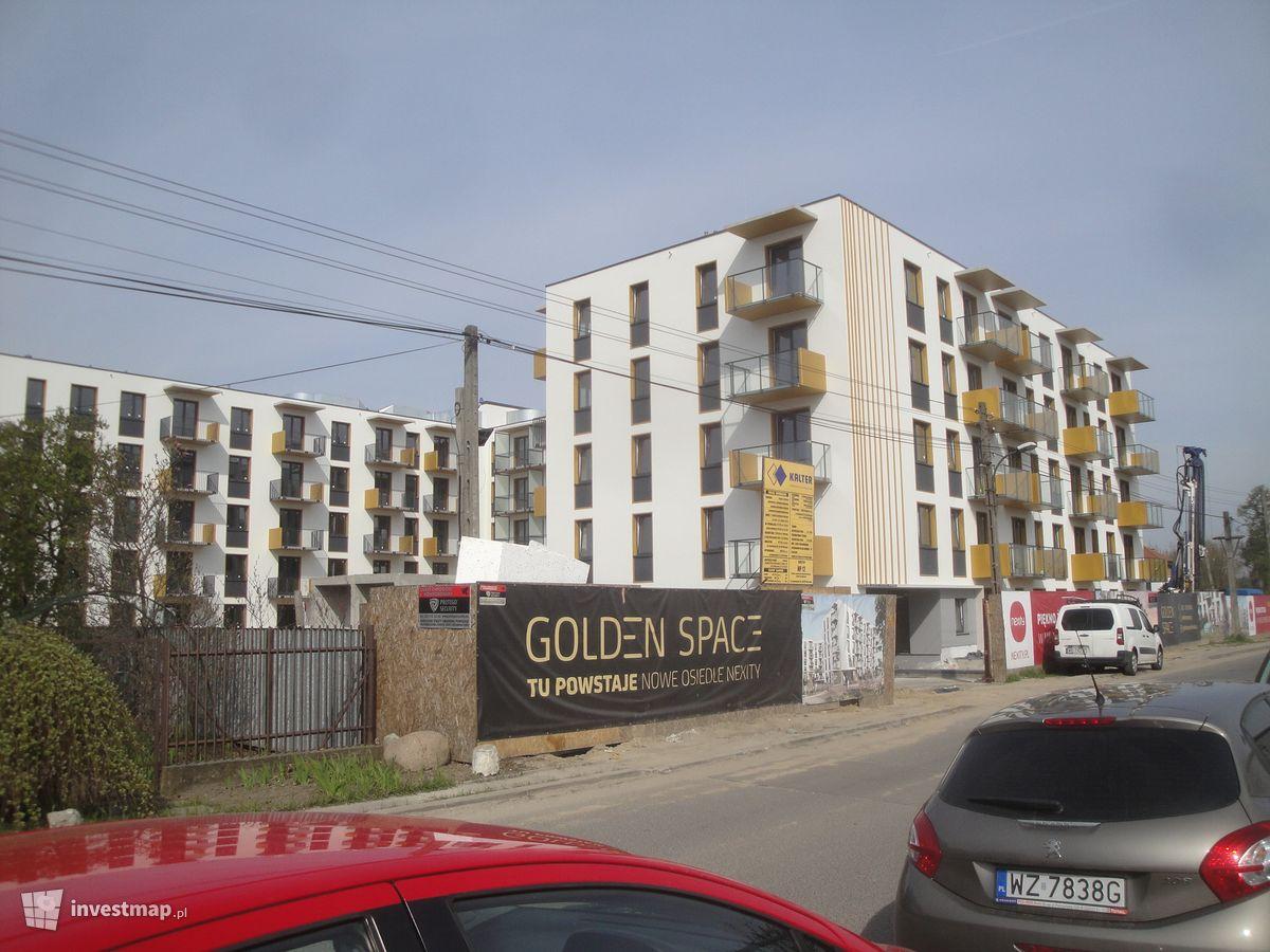 Zdjęcie Golden Space fot. mickam