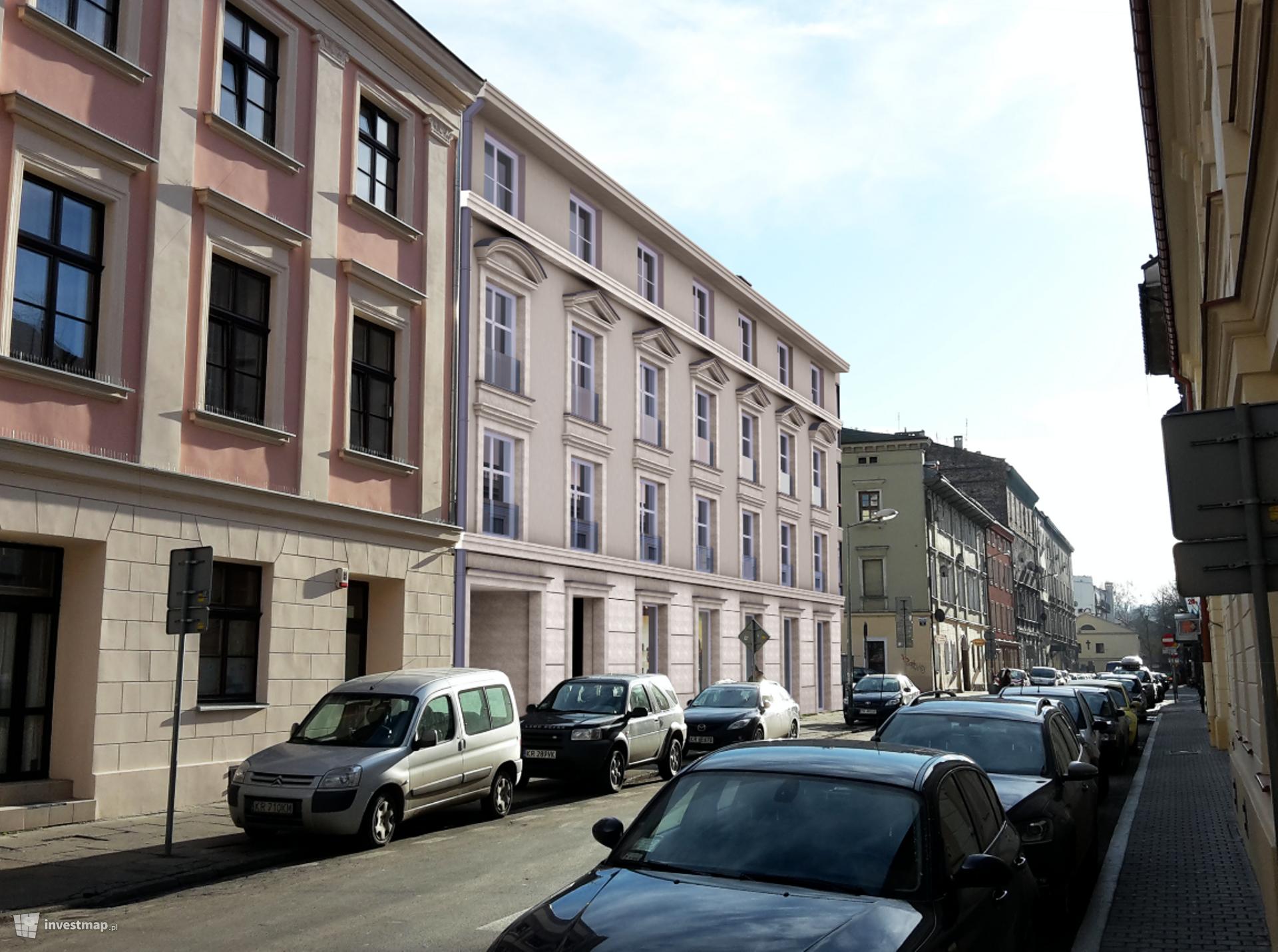 Apartamentowiec Augustiańska Residence