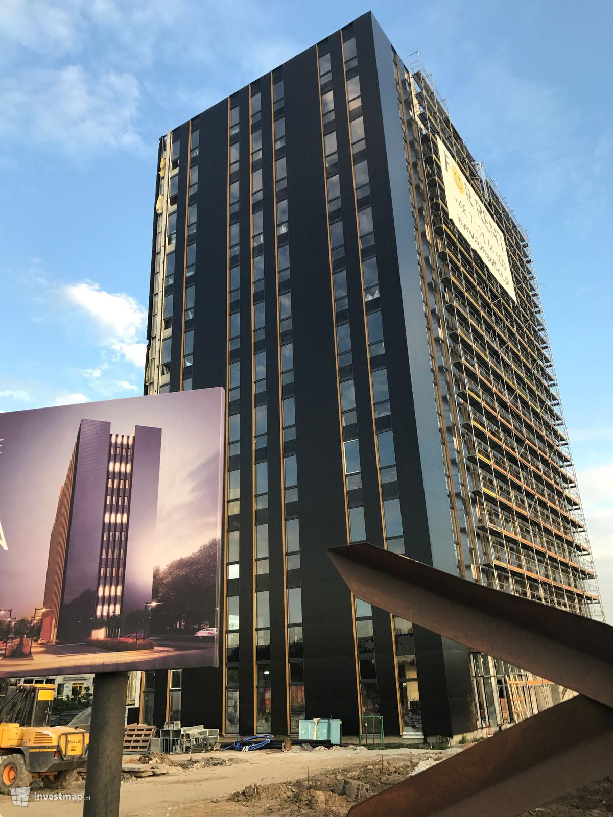 Zdjęcie Biurowiec Aurea Business House fot. pawel.zal6