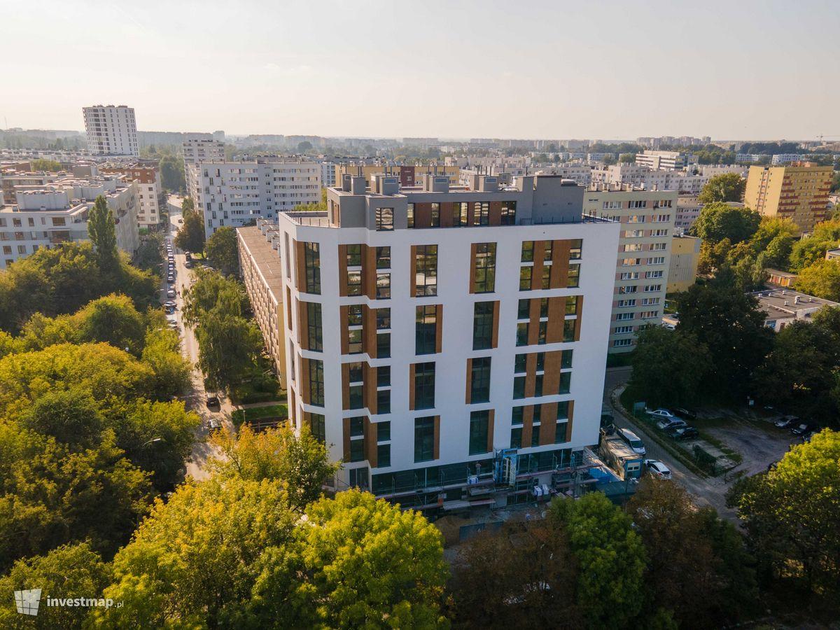 Zdjęcie Budynek wielorodzinny Lofty Norwida fot. Jakub Zazula