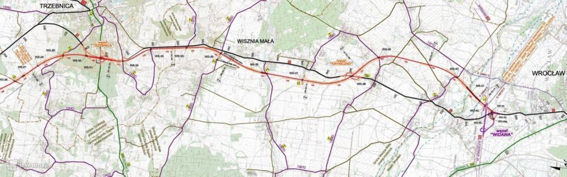 Droga ekspresowa S5 Wrocław - Poznań - Bydgoszcz