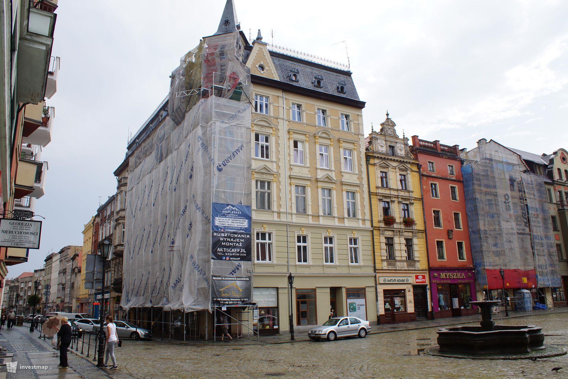 Remont Kamienicy, ul. Pułaskiego 2