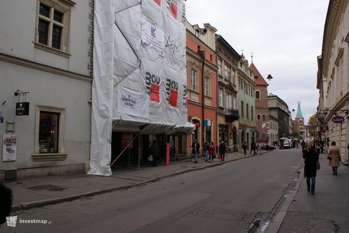 Zdjęcie Remont Elewacji, ul. Sławkowska 16 fot. Damian Daraż