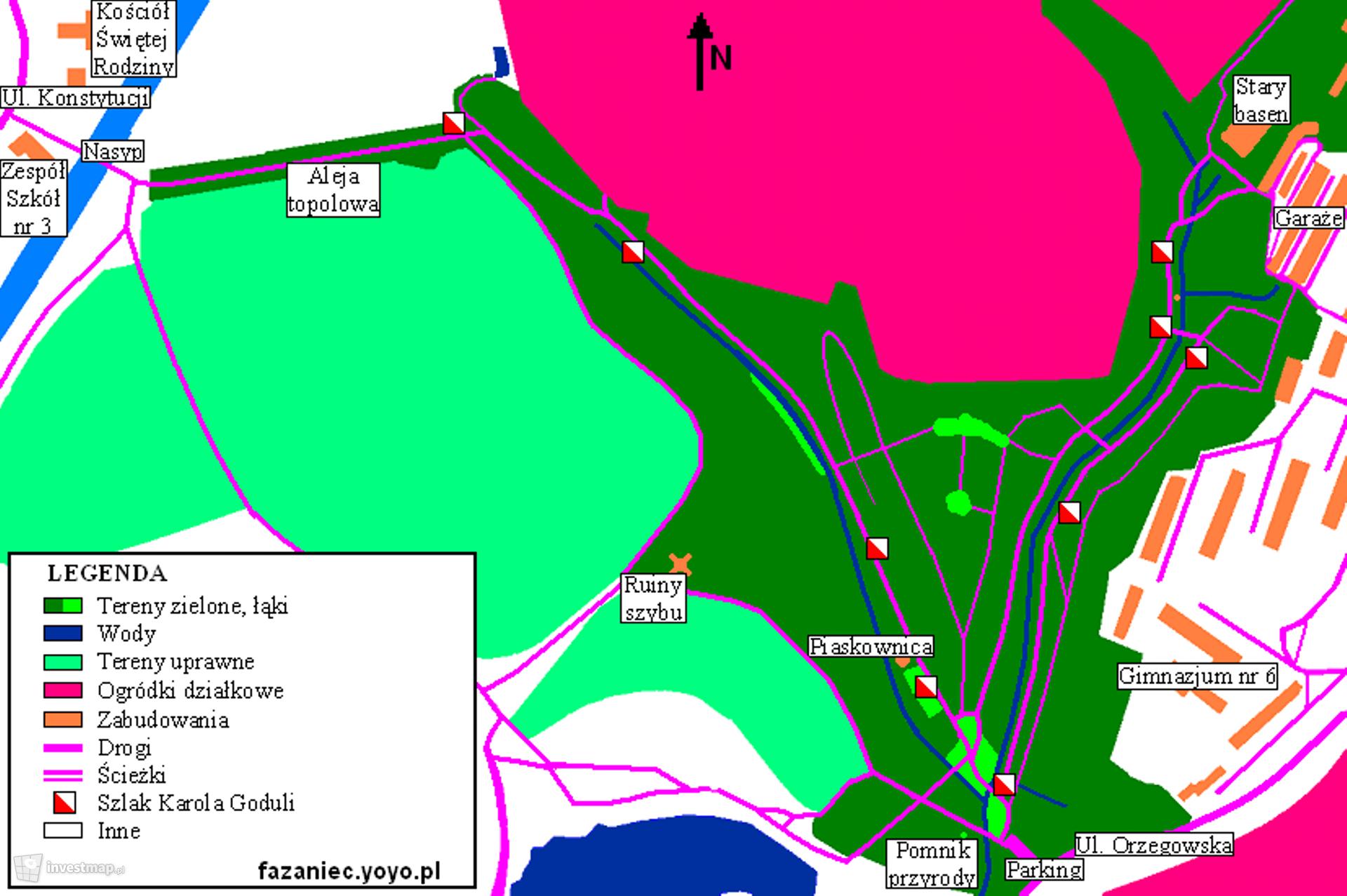 Rewitalizacja Parku Krajobrazowego Fazaniec