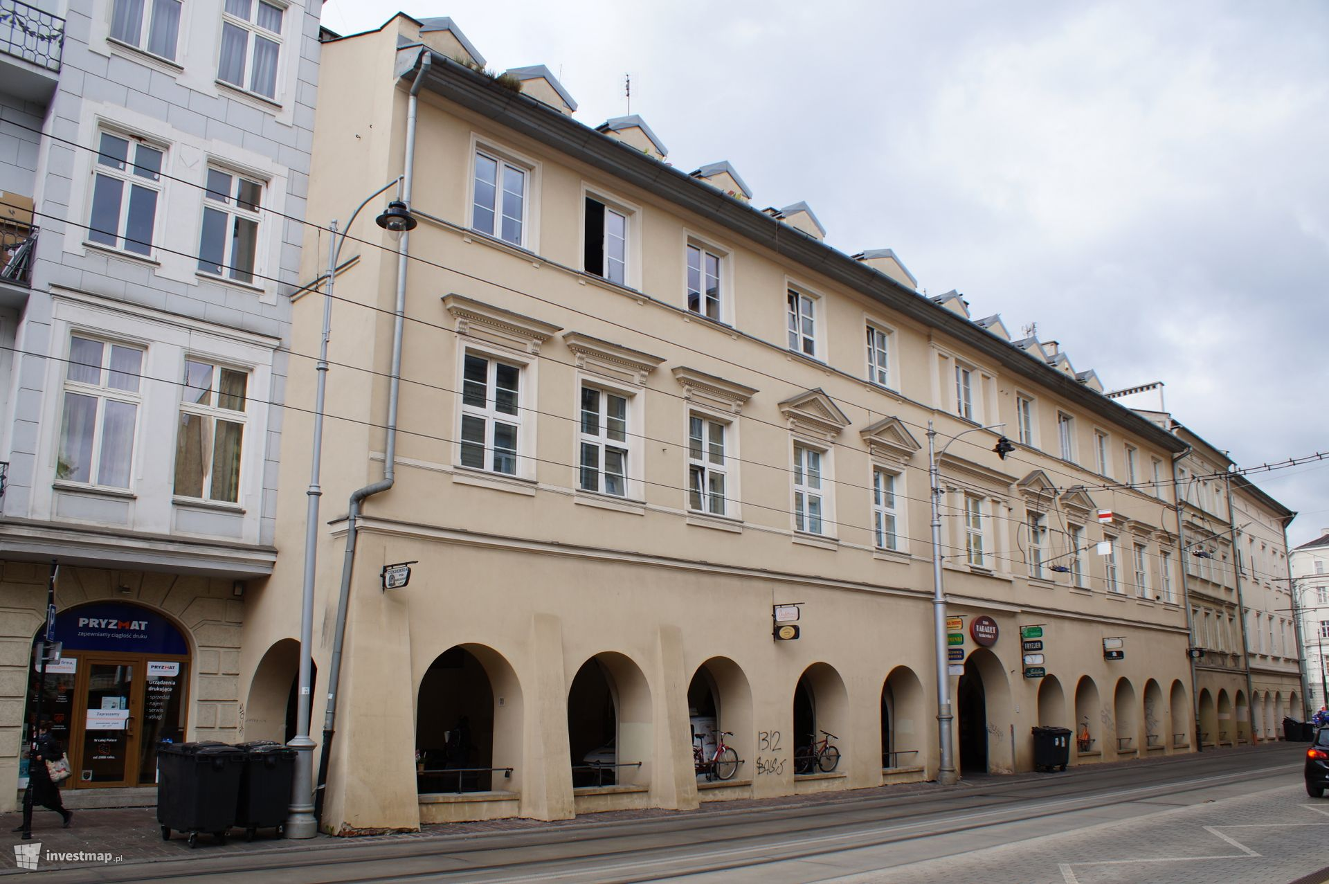 Remont Kamienicy, ul. Krakowska 5