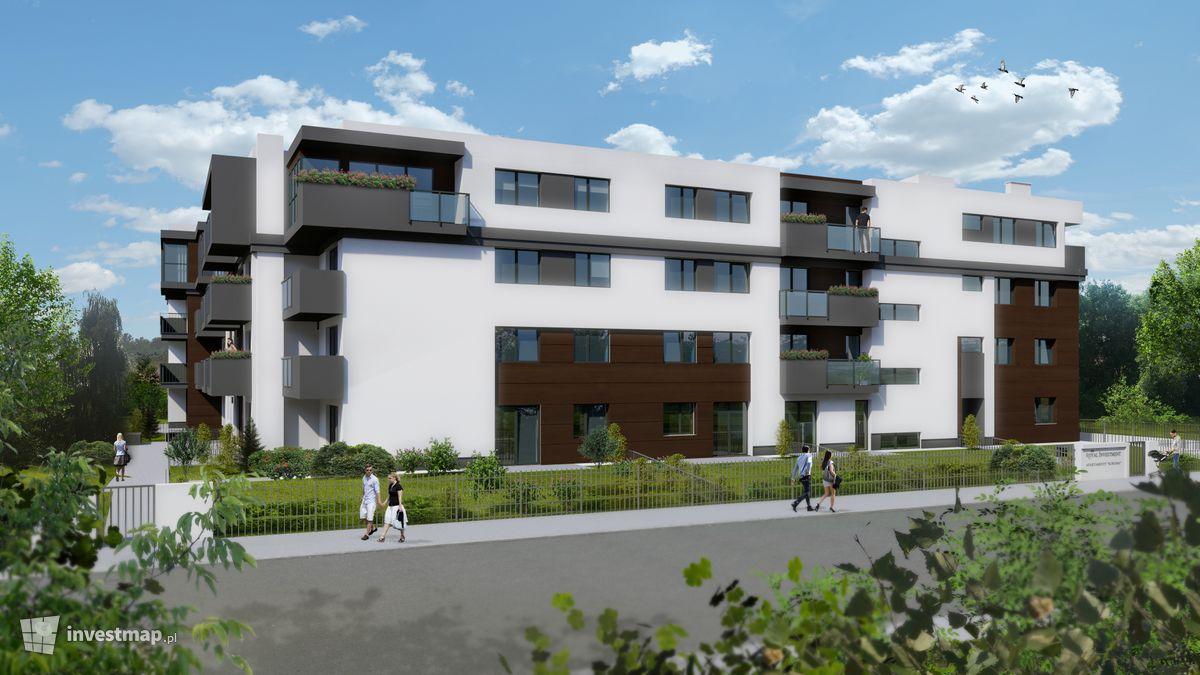 Wizualizacja Apartamenty KORONA, ul. Ruczaj dodał Damian Daraż