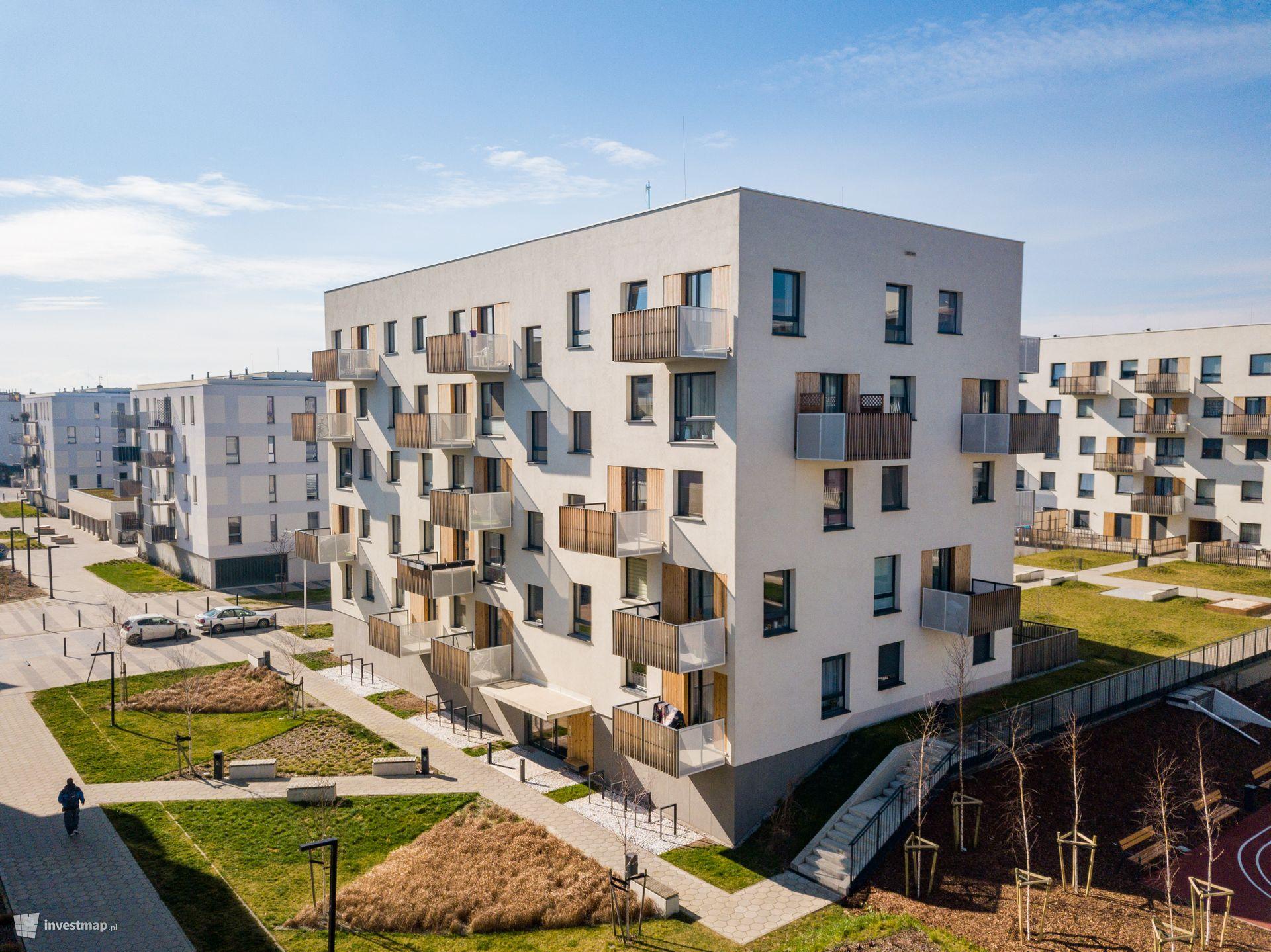 Budynki wielorodzinne Vantage Development (Nowe Żerniki, WuWa2)