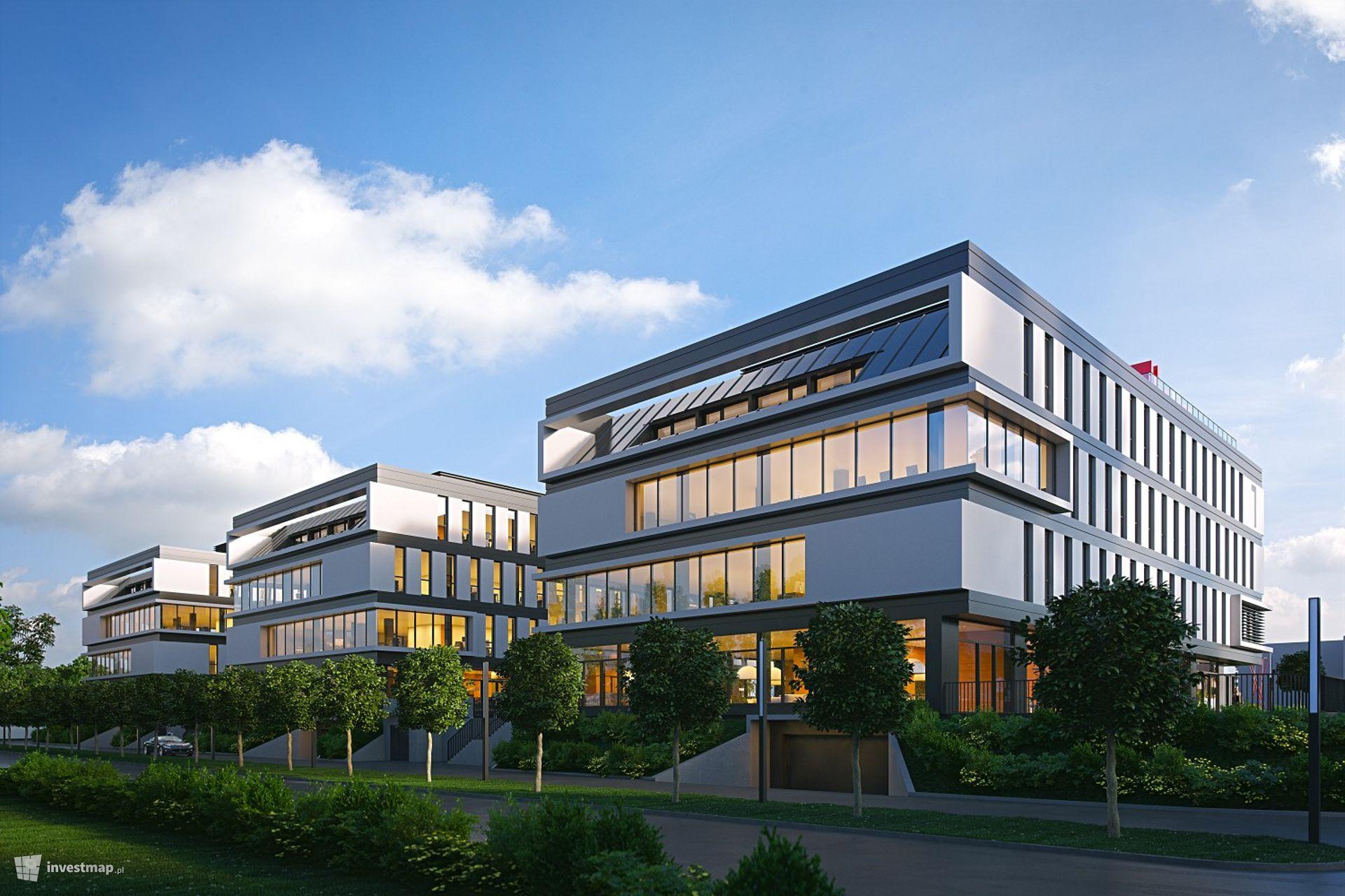 Kompleks biurowy Award Business Park