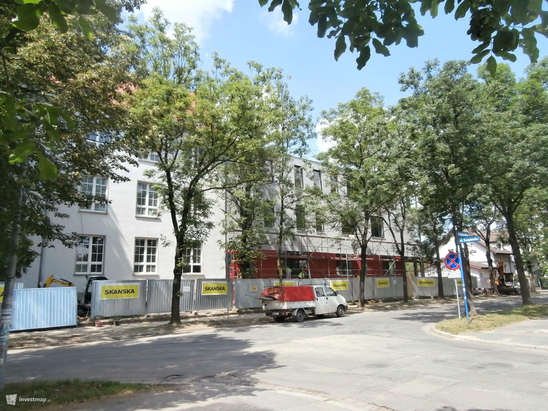 Szkoła podstawowa nr 47 (modernizacja)