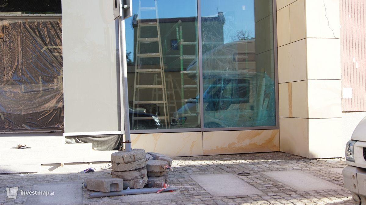 Zdjęcie Budowa sali koncertowej (budynek E) i remont sal dydaktycznych (budynek D) (Akademia Muzyczna) fot. akcentoffice
