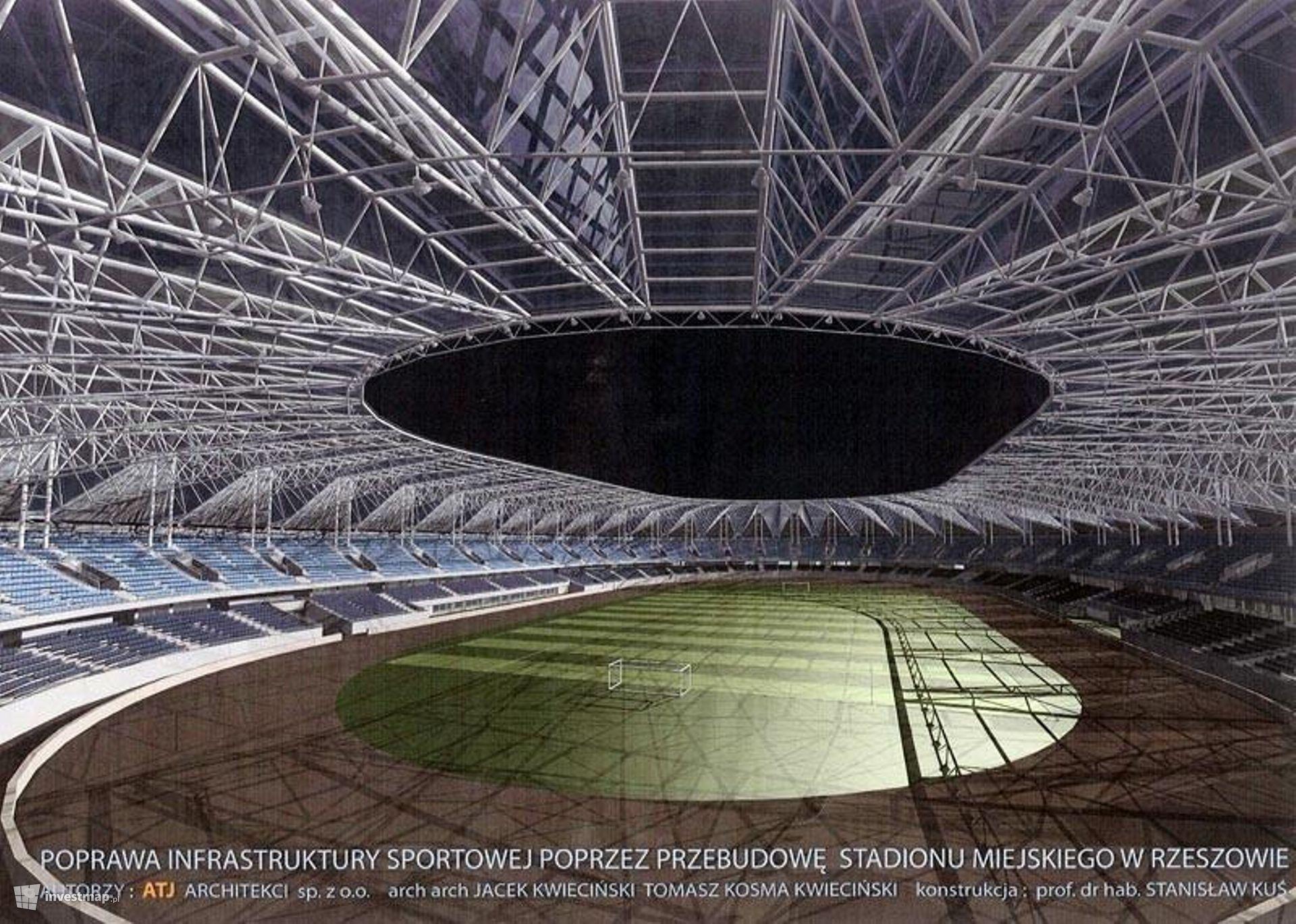 Stadion żużlowy Stal Rzeszów (Stadion Miejski)