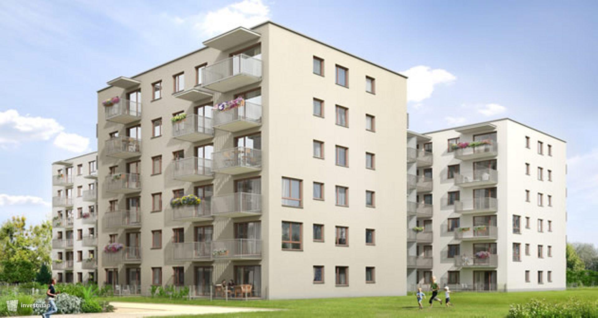 Budynek wielorodzinny, ul. Rolna