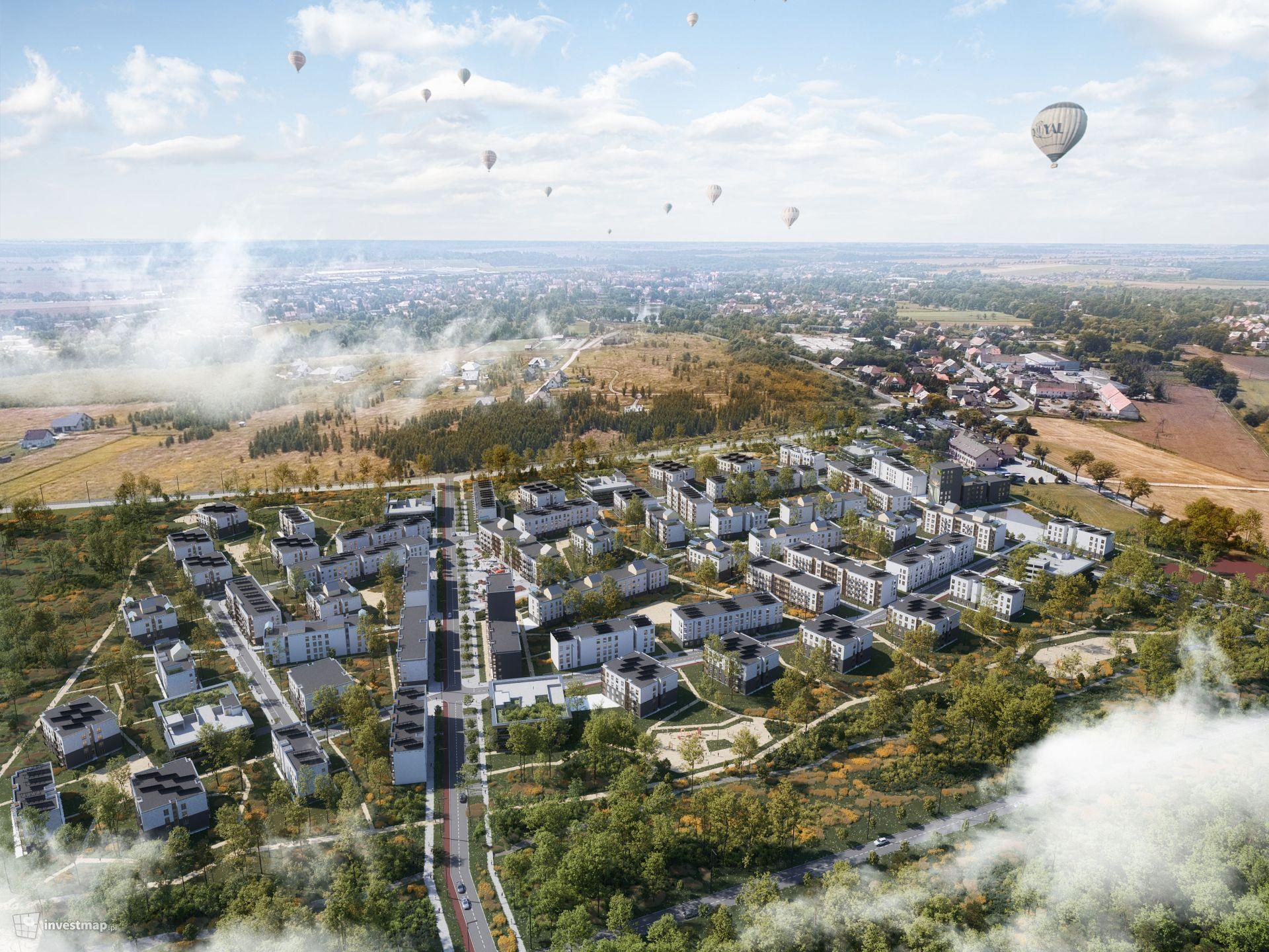 Osiedle mieszkaniowe na Winnej Górze