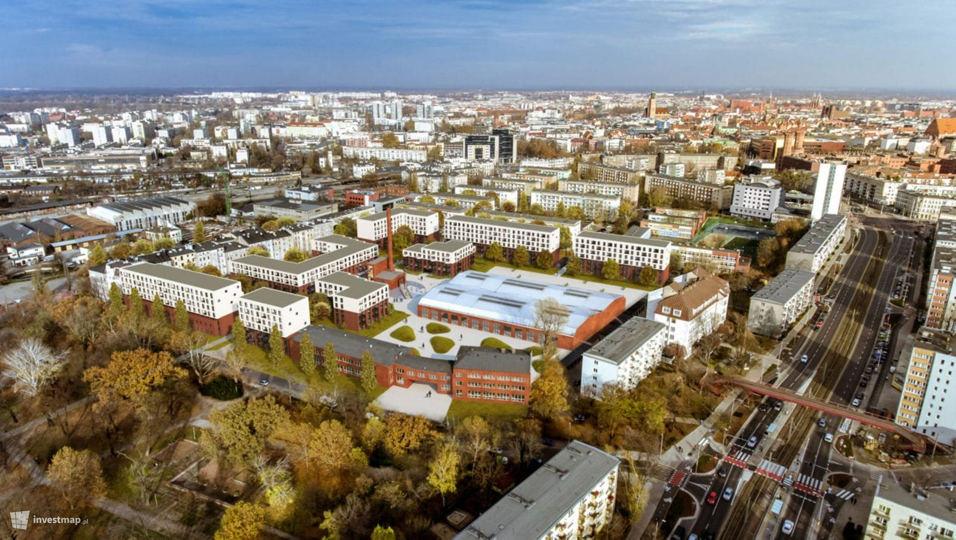 Mieszkanie Plus, Kolejowa