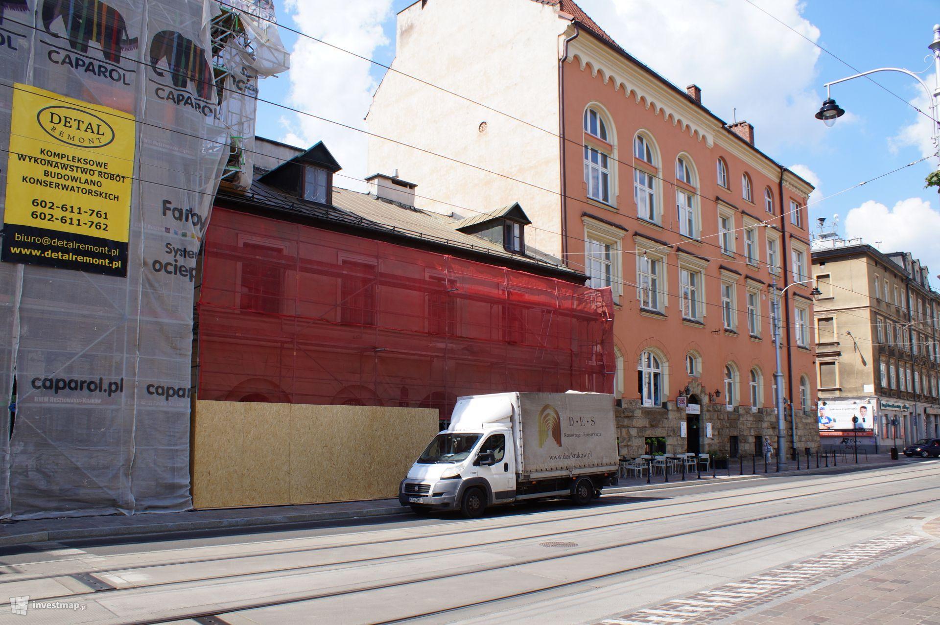 Remont Kamienicy, ul. Krakowska 43