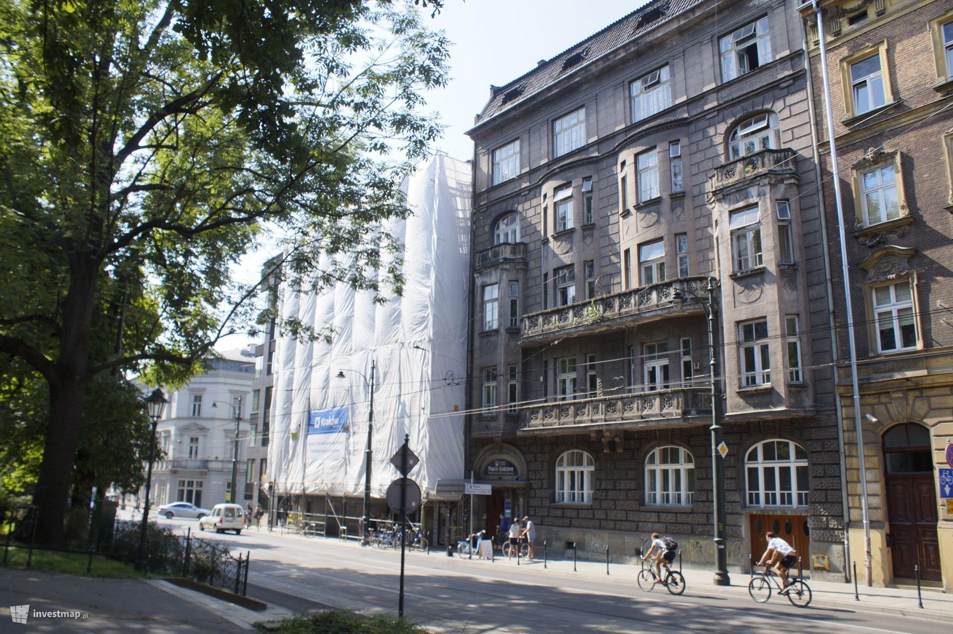 Remont Kamienicy, ul. Straszewskiego 24