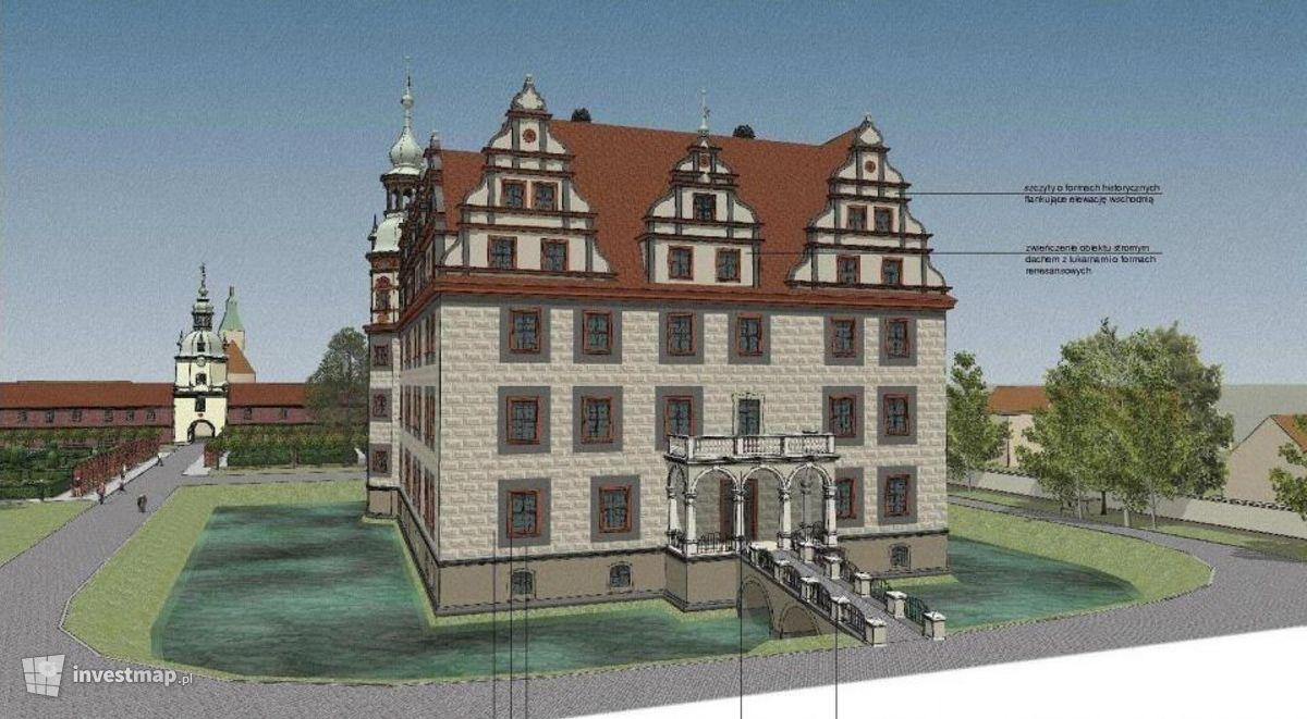 Wizualizacja Pałac (rewitalizacja) dodał MatKoz