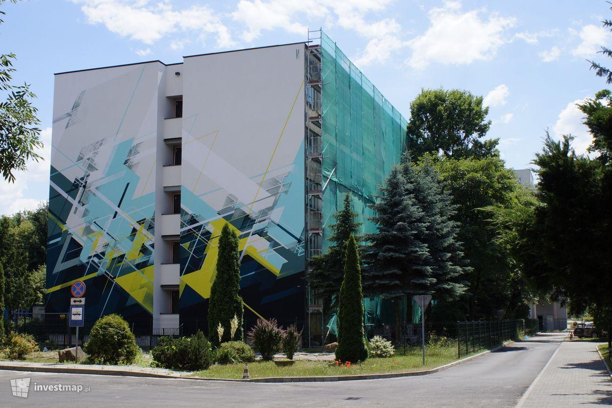 Zdjęcie Akademik, ul. Koszykarska 33 fot. Damian Daraż