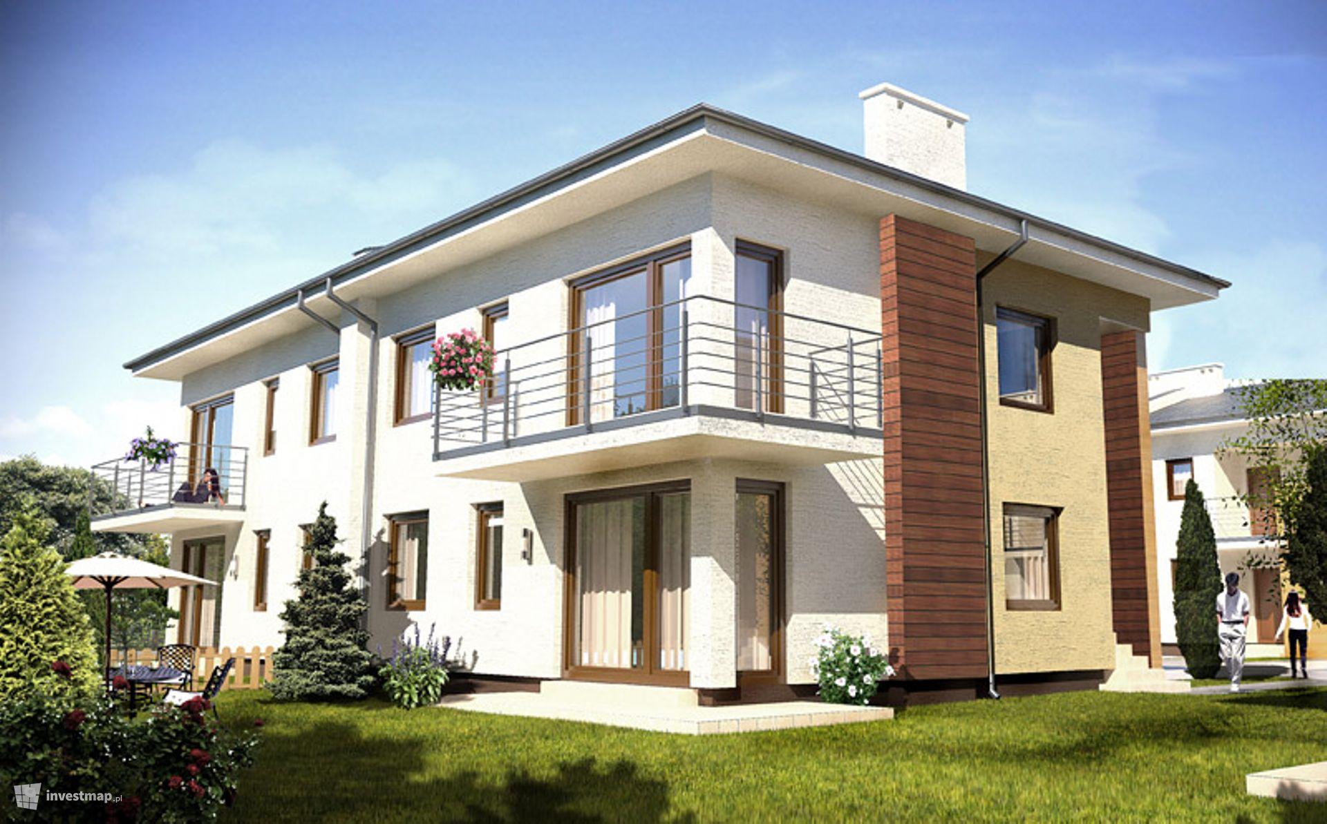 Osiedle domów wielorodzinnych Konik Polny