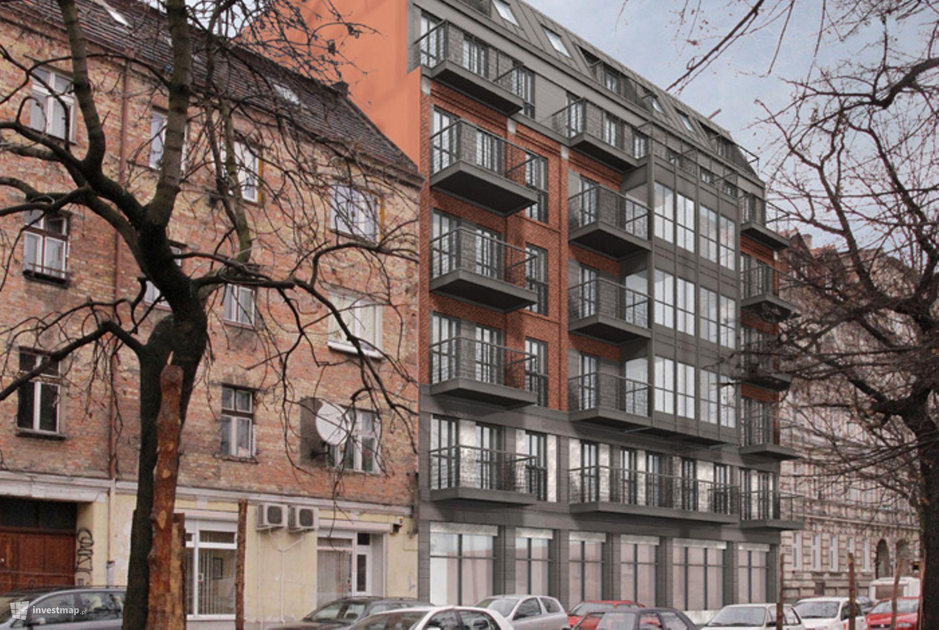Budynek wielorodzinny, ul. Kaszubska 9