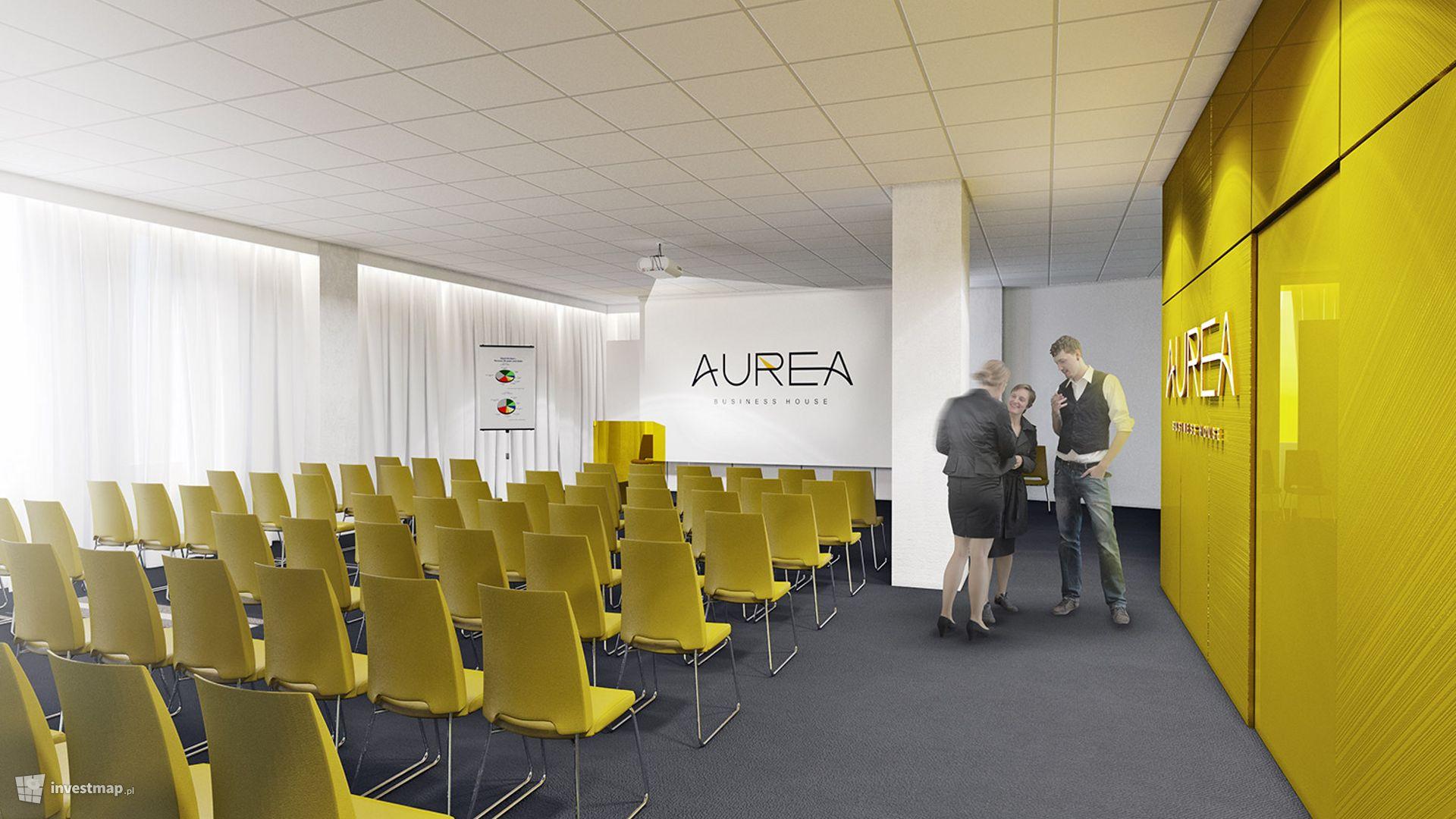 Biurowiec Aurea Business House