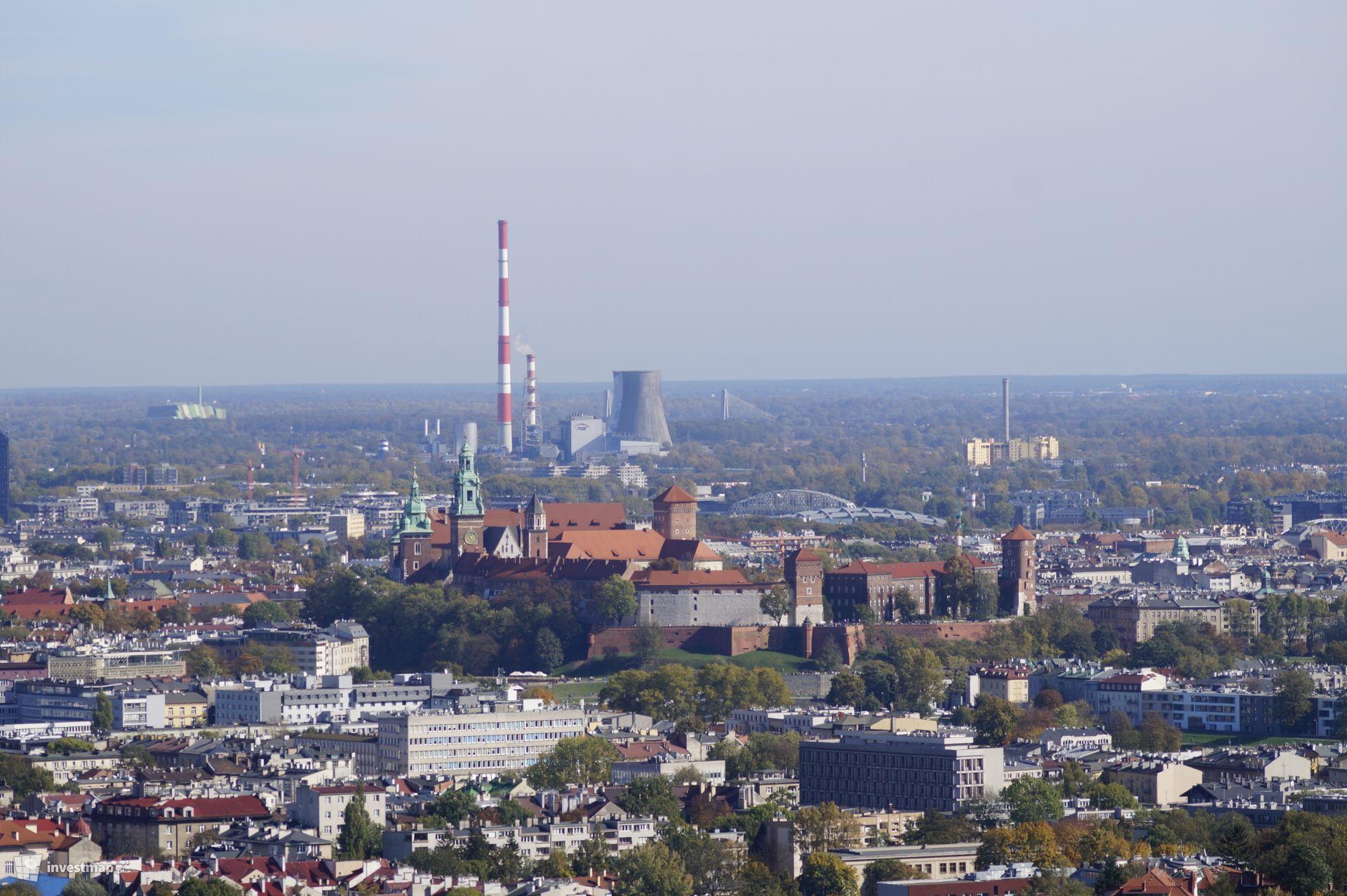 Mur Forteczny Wzgórza Wawelskiego - Remont