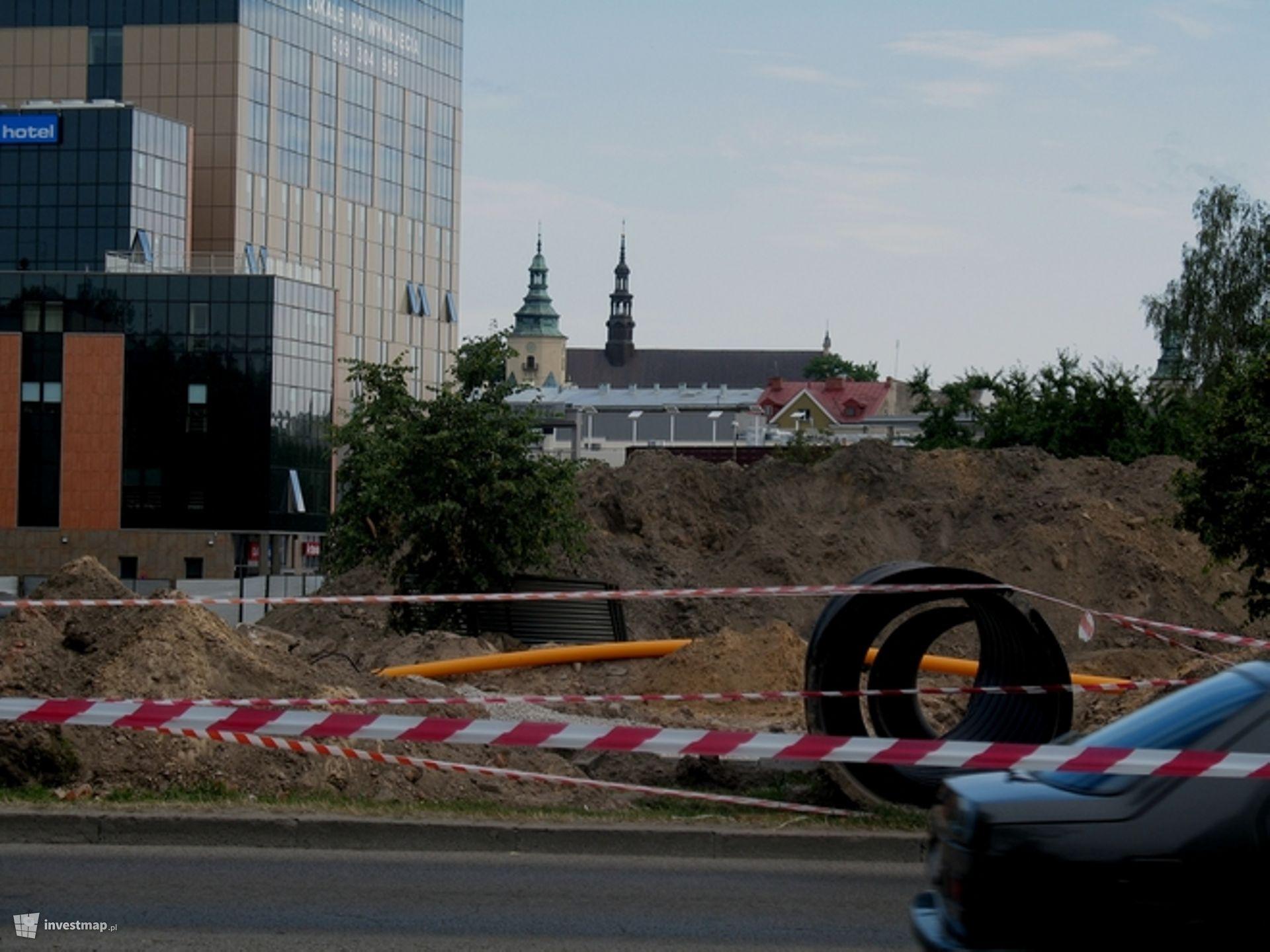 Rewitalizacja zabytkowego Śródmieścia Kielc