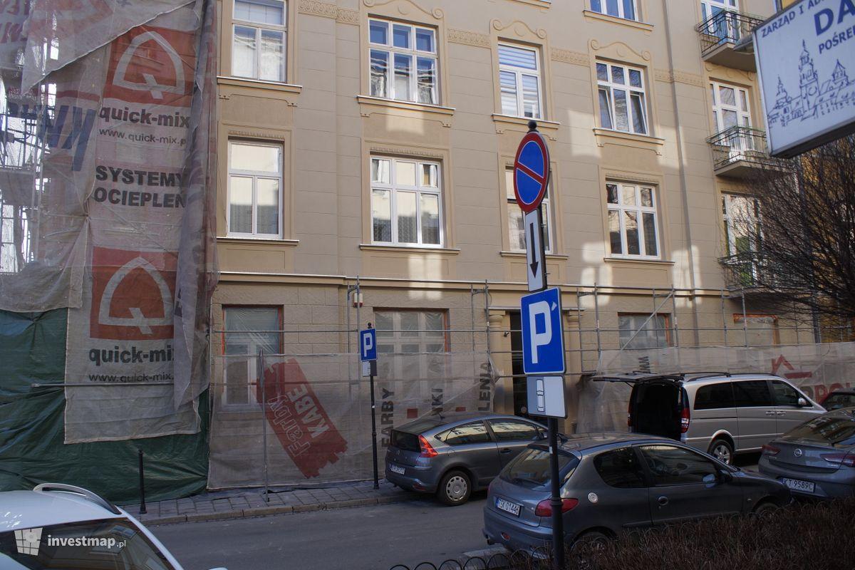 Zdjęcie Remont Kamienicy, ul. Morsztynowska 5 fot. Damian Daraż