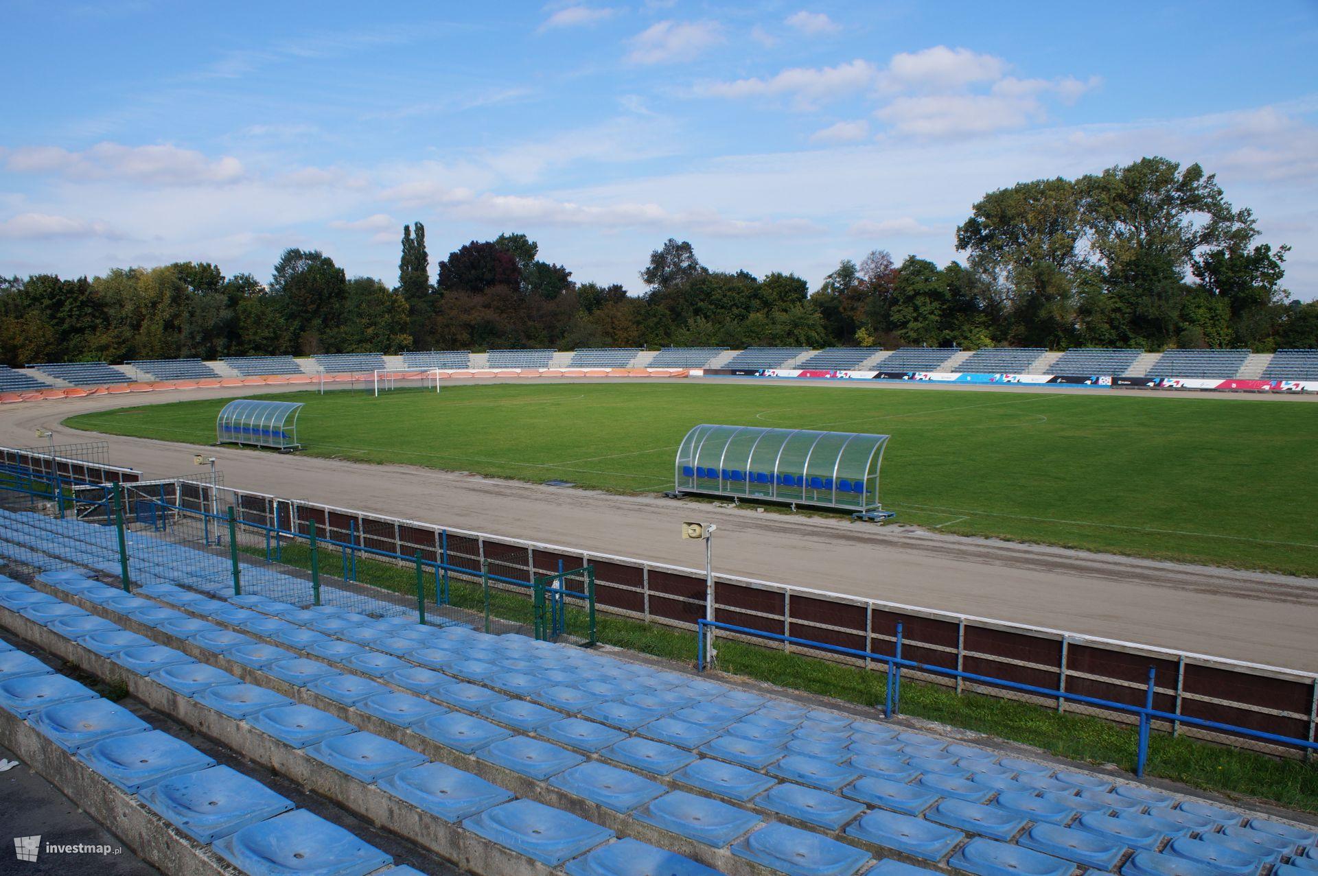 Stadion Żużlowy Wanda