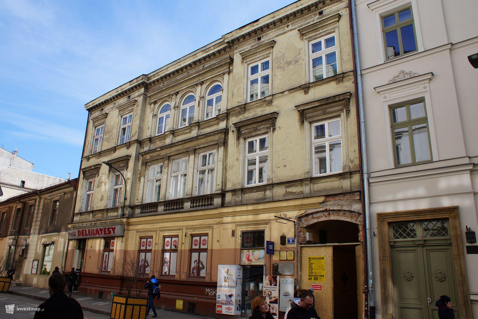Remont Kamienicy, ul. Krupnicza 8