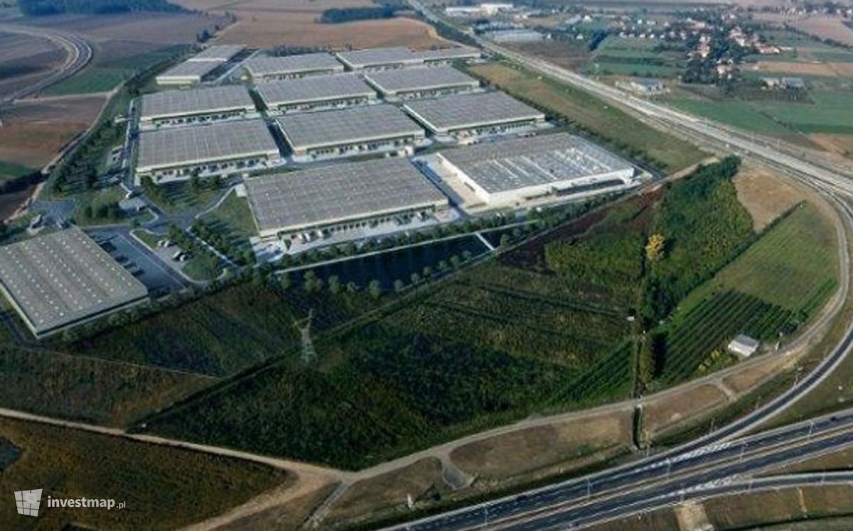 Wizualizacja Centrum logistyczne Prologis Park Wrocław V dodał Orzech