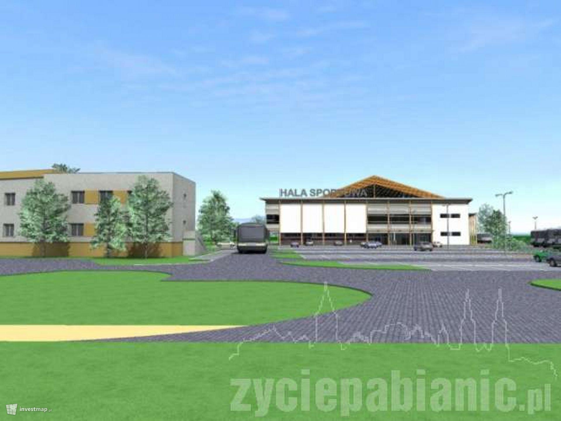 Powiatowa Hala Sportowa w Pabianicach
