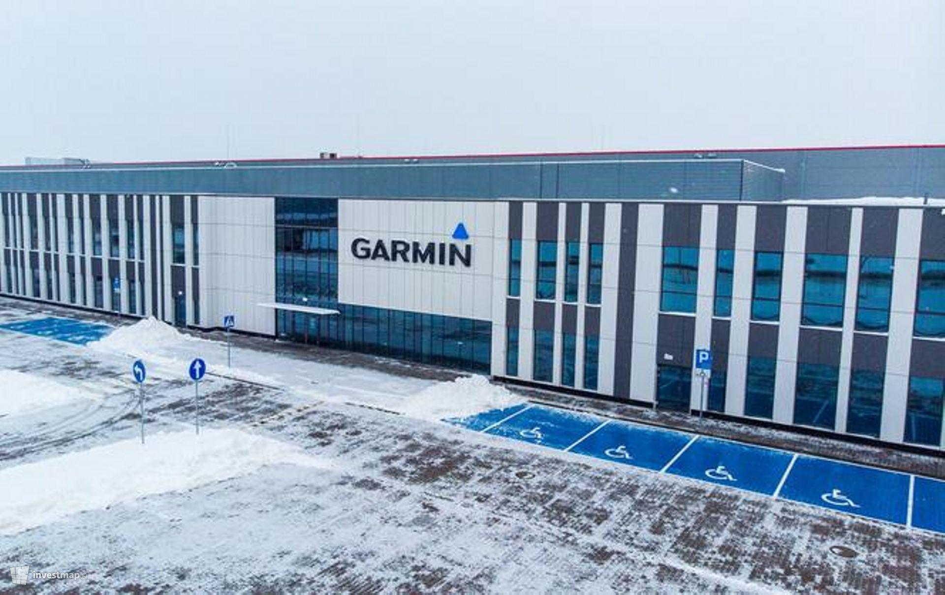 Zakład produkcyjny GARMIN